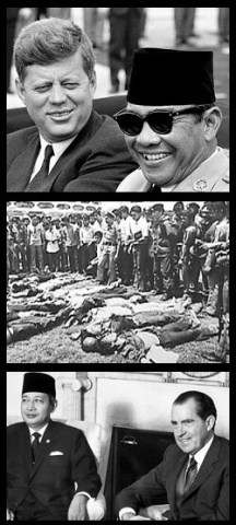 CIA ve Endonezya