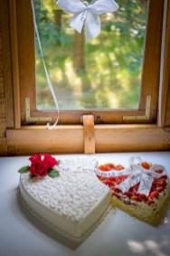 Hochzeitskuchen im Rasenden Roland