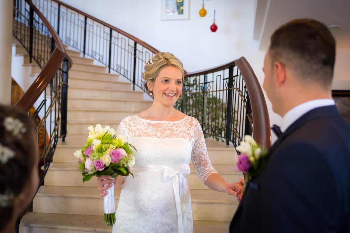 Brautempfang
