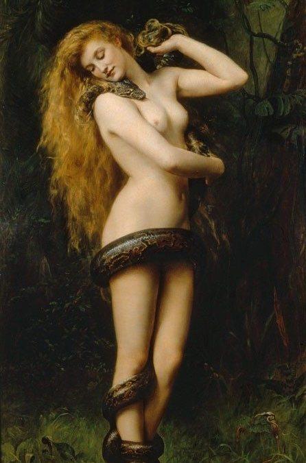 Lilith – Mitolojik Bir Tanrıça