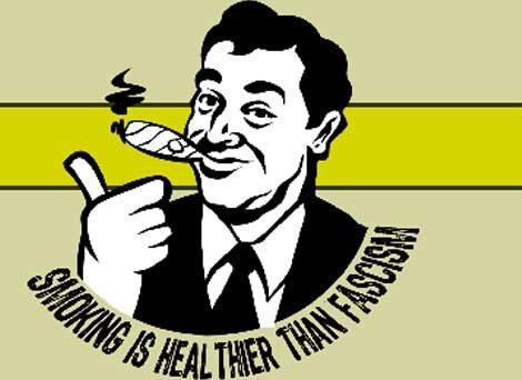 Sağlık Faşizmine Hoşgeldiniz!