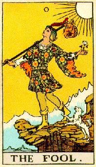 Tarot: Deli ve Büyücü