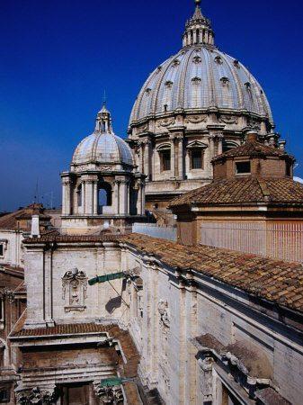 Vatikan'ın Kibirli Kubbeleri!