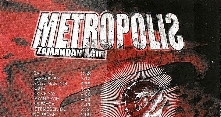 Metropolis ve Zamandan Ağır