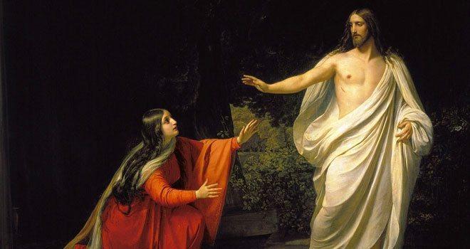 Magdalalı Meryem İsa'nın Eşi miydi?