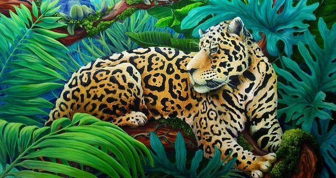 Zamanın Ruhu, Jaguar
