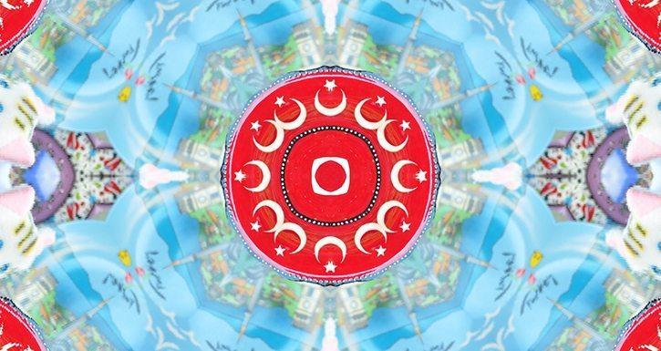Türkiye'nin Astrolojik Haritası
