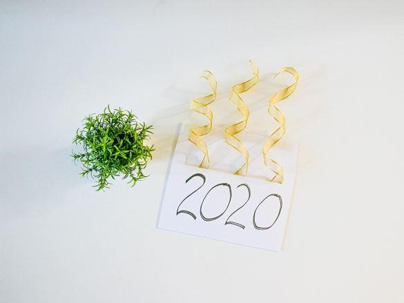 2020 dileğim…