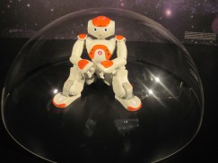 Roboter (Foto: Susanne Gugeler)