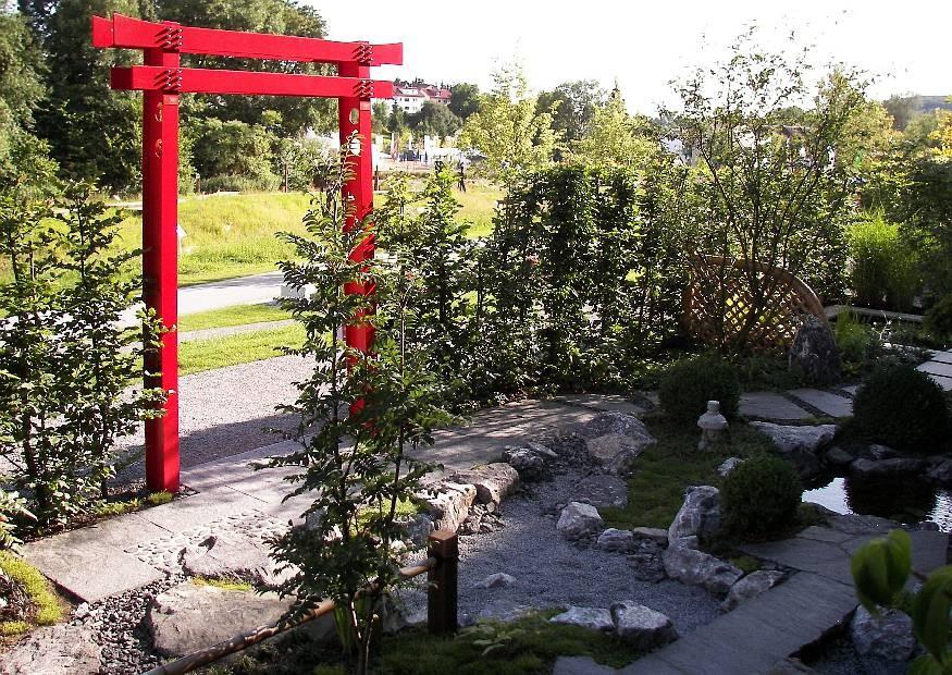 Kleinen Japanischen Garten Selber Anlegen Anleitung