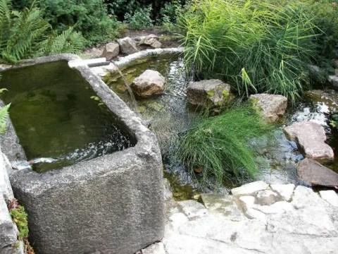 gartengestaltung kleiner teich ein kleiner wassergarten :-) ein geheimer garten mit