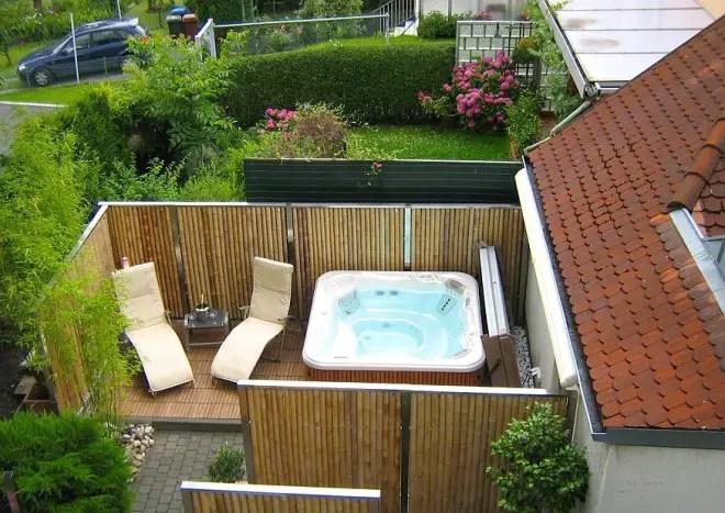 Balkonsichtschutz Au Bambus | Moregs Bambus Balkon Sichtschutz