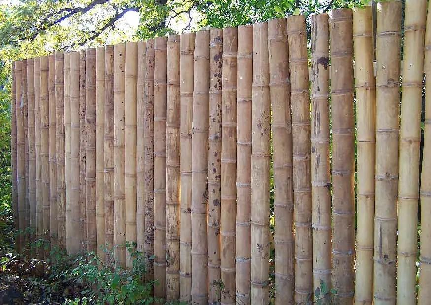 stunning garten sichtschutz holz bambus images barsetka. Black Bedroom Furniture Sets. Home Design Ideas