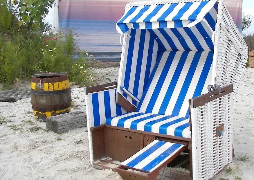 Der Strandkorb Die Alternative Zur Gartenliege