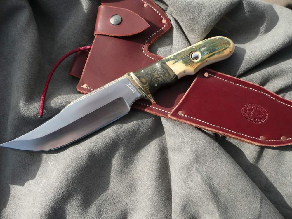 Der Knives Custom Knife Gallery Handmade By Don Ruana