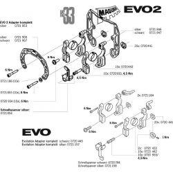 Snelspanbout Magura HS33 EVO2 (1 stuk)