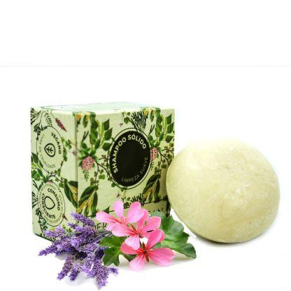 Shampoo Sólido - Hidratação Suave