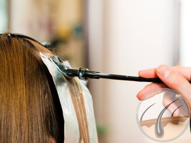 What's the difference between hair color & hair dye?