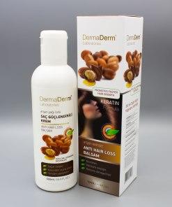 Dermaderm Argan Yağı Özlü Saç Bakım Kremi 500 ml