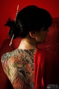 TATOUAGE : le tatouage de la peau et des muqueuses