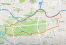 Laufen in Berlin 2018 Laufrunde großer Tiergarten