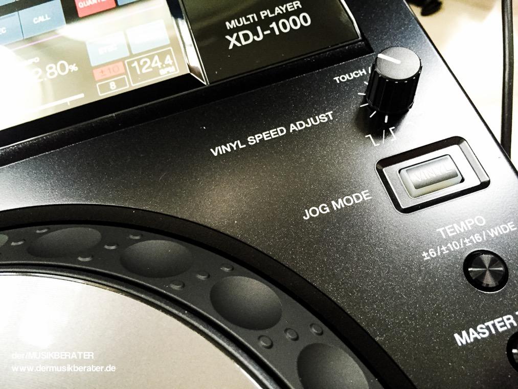 22 Pioneer DJ XDJ 1000 Traktor HID Serato Case Player Nexus Z2 Traktor 2.10 Blog Tech www.dermusikberater.de 08-2015