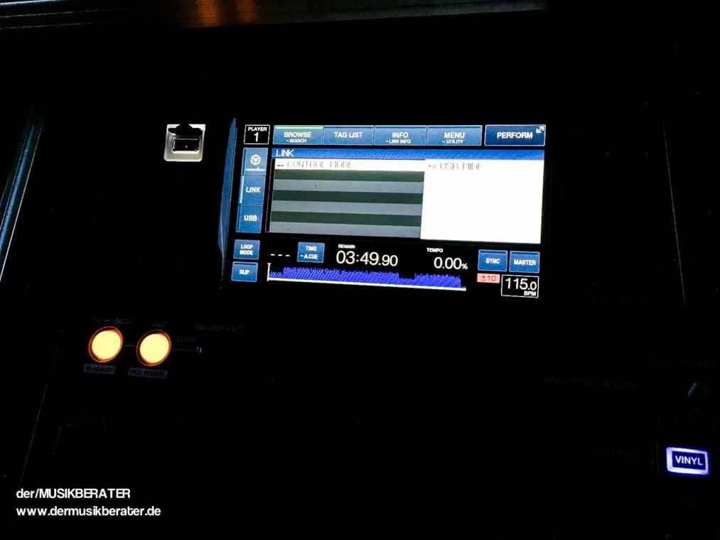 28 Pioneer DJ XDJ 1000 Traktor HID Serato Case Player Nexus Z2 Traktor 2.10 Blog Tech www.dermusikberater.de 12-2015