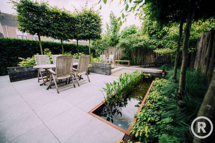 onderhoudsvriendelijke robuuste tuin in geertruidenberg tuininspiratie