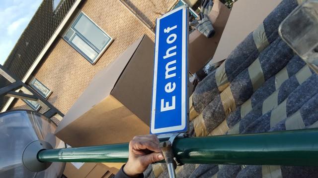 Tijdelijke lichthinder in Eemnes door nieuwe openbare verlichting ...