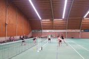 Badmintonners aanwezig op de In&Uit Markt in De Hilt