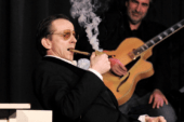 Programma winteroptredens bij Het Oude Raadhuis van kleinkunst tot literatuur, van cabaret tot nazit