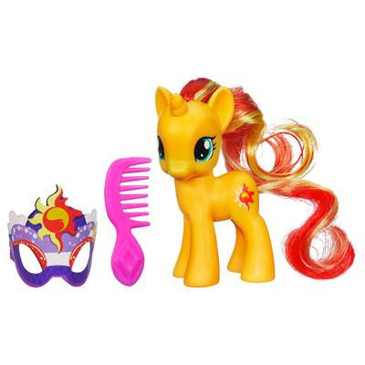 Contents of Sunset Shimmer single pack