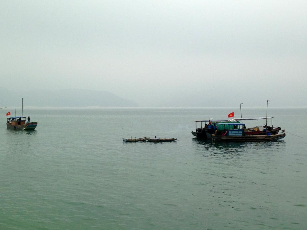 Tout au nord de l'île de Quan Lan