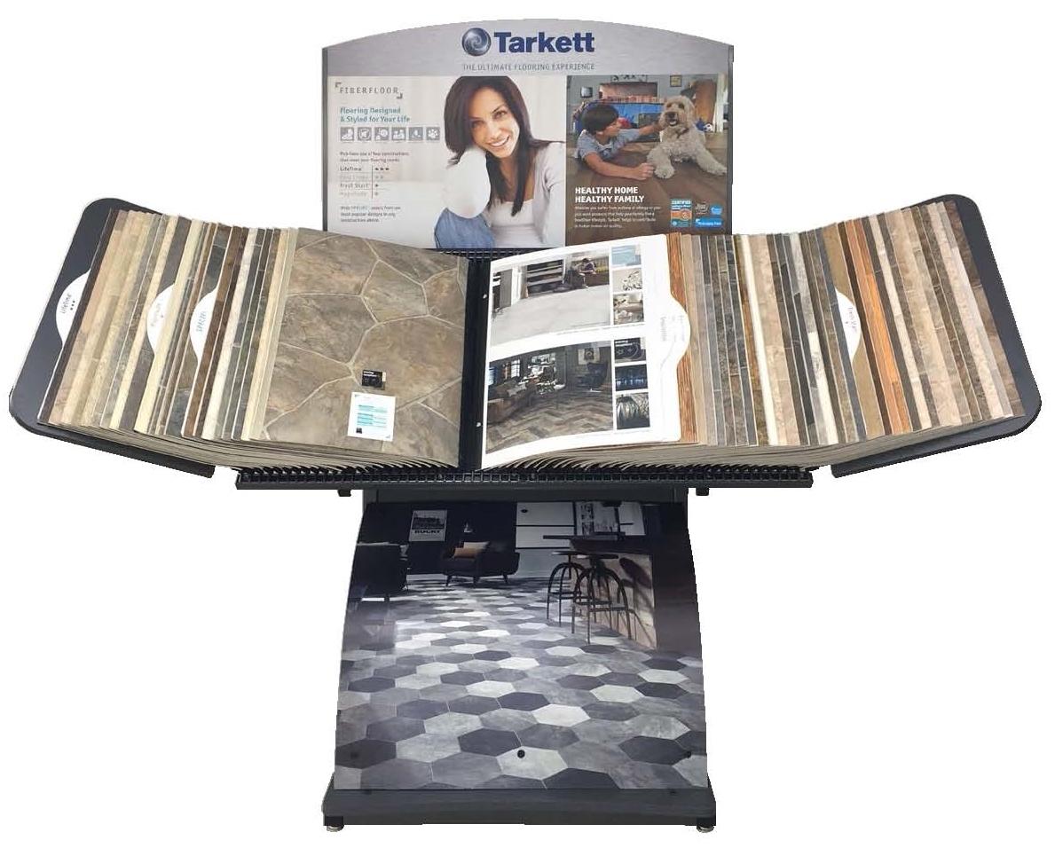 tarkett_bookstyle_display  Derr Flooring