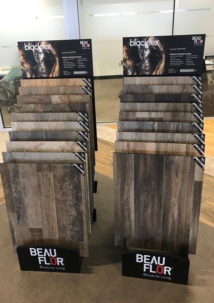 Floor Displays  Derr Flooring
