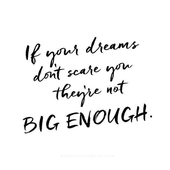 A Supersized Dream