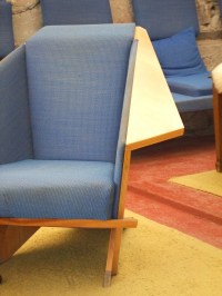 Frank Lloyd Wright Origami Chair 18 | DerrickPerrin.com