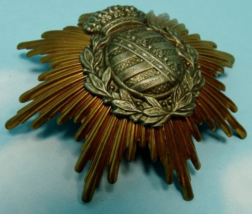 WAPPEN - SAXONY - ENLISTED MAN/NCO - INFANTERIE/ARTILLERIE - PRE WW I - Imperial German Military Antiques Sale