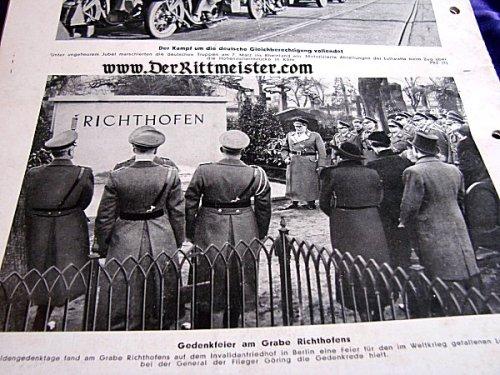 GERMAN LANGUAGE MAGAZINE - DER DEUTSCHE SPORTFLIEGER - Imperial German Military Antiques Sale