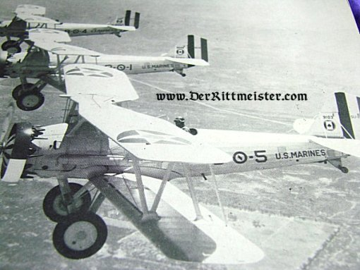 U.S. - BOOK - MARINE CORPS AVIATION: THE EARLY YEARS 1912-1940 by LT. COL. EDWARD C. JOHNSON - Imperial German Military Antiques Sale