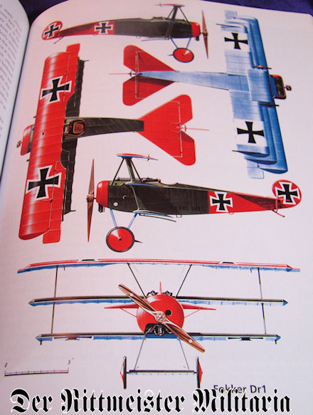 ACES HIGH - THE WAR IN THE AIR OVER THE WESTERN FRONT 1914 - 1918 by ALAN CLARK - Imperial German Military Antiques Sale