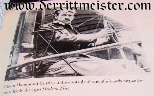 UNLOCKING THE SKY - GLENN HAMMOND CURTISS AND THE RACE TO INVENT THE AIRPLANE by SETH SHULMAN - Imperial German Military Antiques Sale