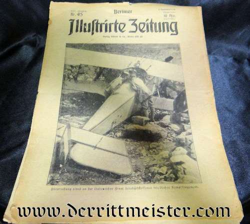 IMPERIAL GERMAN AIR SERVICE: Archives - Der Rittmeister