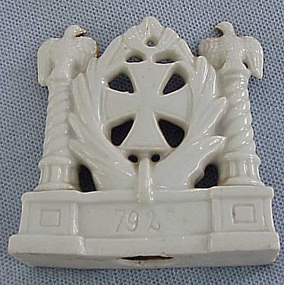 GERMANY - FIGURINE - PORCELAIN - Imperial German Military Antiques Sale