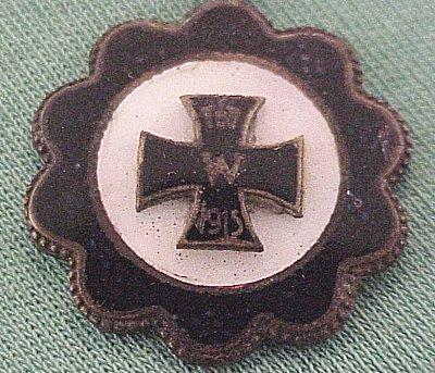 PATRIOTIC PENDANT - 1914 IRON CROSS - Imperial German Military Antiques Sale