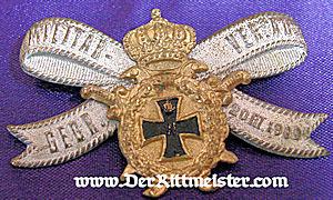 VETERAN'S ASSOCIATION PIN - Imperial German Military Antiques Sale