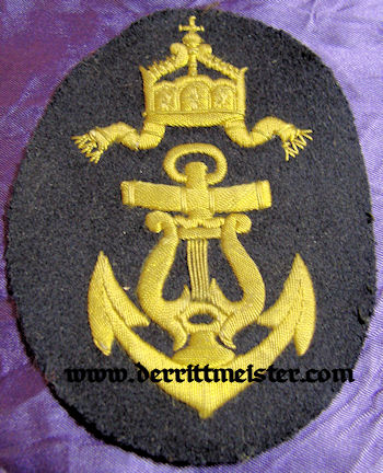 IMPERIAL GERMAN NAVY Archives - Der Rittmeister Militaria LLC