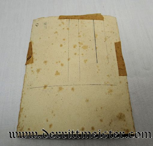 ORIGINAL PHOTOGRAPH - S. M. S. METEOR SAILOR - Imperial German Military Antiques Sale