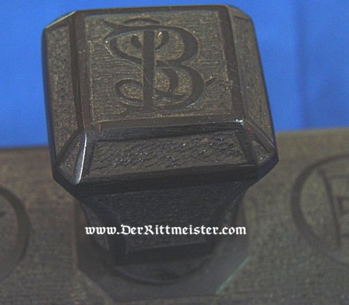 INK BLOTTER - Imperial German Military Antiques Sale