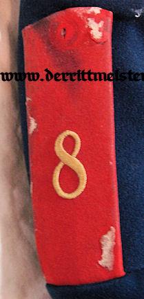 BAVARIA - TUNIC - ENLISTED MAN - INFANTERIE-REGIMENT Nr 8 - Imperial German Military Antiques Sale